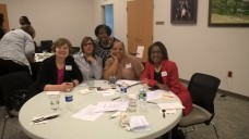 Clergyo Women of Charlotte luncheon