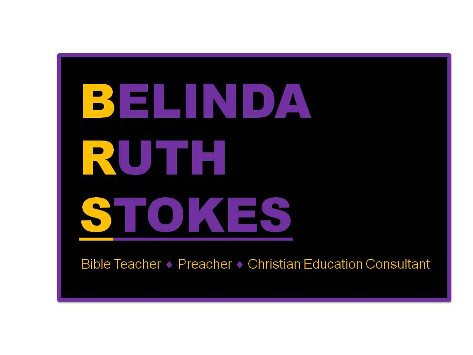 Belinda Ruth Stokes_who she is