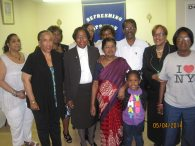 Missions Day with Pastor Deva and wife from India