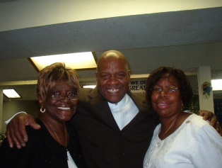 Is there a preacher in the family! YES, 3 generations of preachers in the Hooper family!