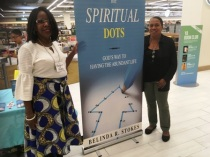 Me and cuz Carol at BN book signing