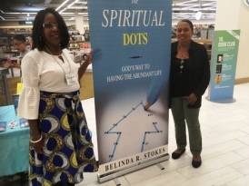 Book signing with cousin Carol Kendrick