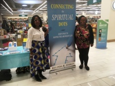 Me and my NCNW sister at Barnes & Noble book signing