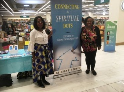 Me and Michlle_BN book signing