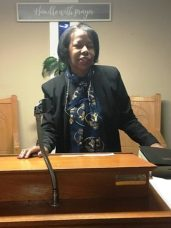 Preaching at RSLW